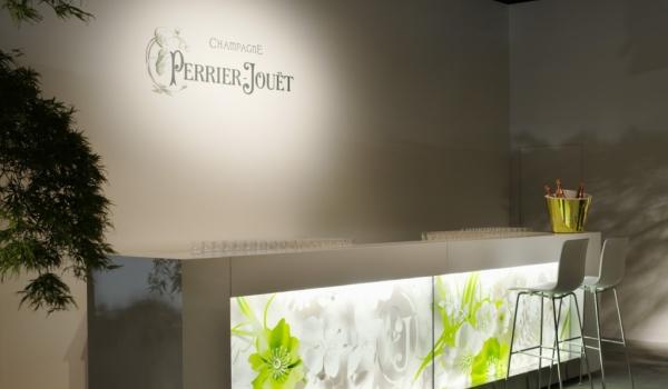 Perrier-Jouët - Miami Design Basil 2013